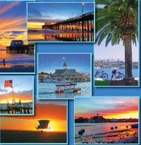 Pick 3 Postcards - US only