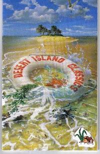 Desert Island Mix Tape Swap