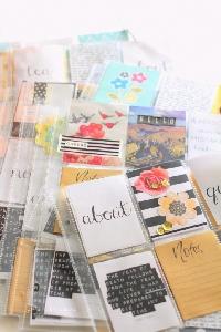 Pocket Letter Swap August