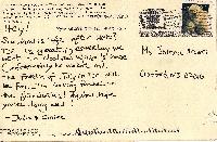 Postcard Pen Pals