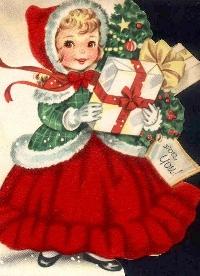 Pinterest - Vintage Christmas Cards & Greetings
