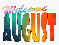 Monthy Planner Kit #6 - AUGUST - Neons/Brights (An