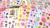 50 Stickers (International) #7