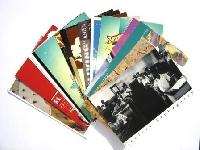USED touristy postcards swap #11