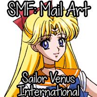 SMF: Mail Art - Sailor Venus - INT