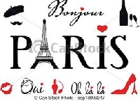 A Paris theme pocket swap Newbies welcome USA Ony