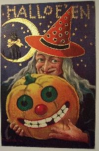 Halloween Greetings!