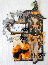 Julie Nutting Prima Doll - Halloween #1 ed