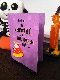 Halloween Cards! ^^