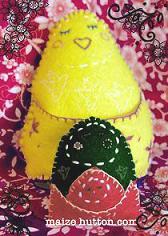 christmas/Yule  matryoshka dolls swap #2