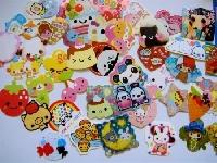 Send 50 Kawaii Sticker Flakes!
