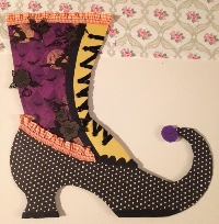 Private: Witchy Boot