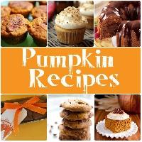 Pinterest - Pumpkin Recipes