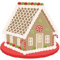 Pinterest - Gingerbread Houses