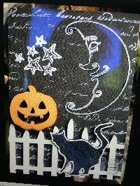 ATC: Halloween Theme