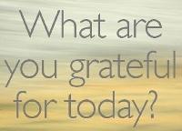 Gratitude postcard -US only