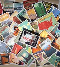 Senders Pick Postcard