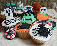 Cupcake Toppers - Halloween