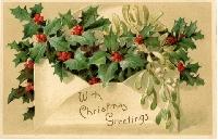Newbie & ratings booster US Christmas card swap