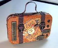 *** Tin suitcase ***