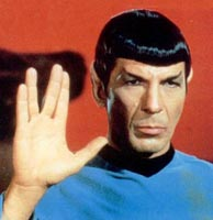 Mister Spock, send me a Christmas card #2