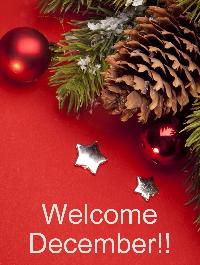 Planner Kit swap - December Themed