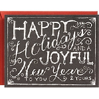 40 Days of Holiday Cards #2