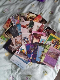 Postcrossing Obsessed?! 4!