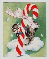 Christmas Card Swap #15 - Candy Cane
