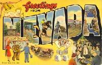 My state postcard