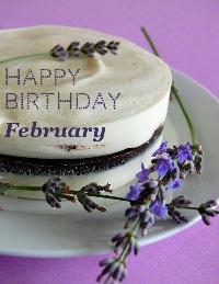 Happy Birthday/♡February♡