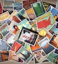 I love Postcards