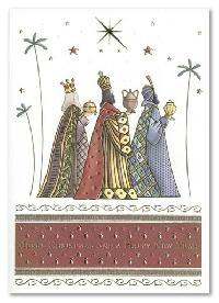 Religious Christmas - #5 Wisemen - USA