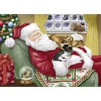 Meowy Christmas Cards