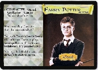 Harry Potter ATC Series: Harry Potter