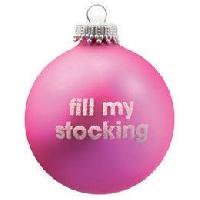 Fill My Stocking - January