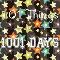 101 Things Progress- December 2015