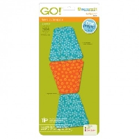 Go Tumbling (3.5 inch AccuQuilt Go Cutter) USA
