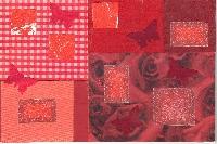 PNS: Paper Scrap Postcard