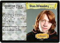 Harry Potter ATC Series: Ron Weasley