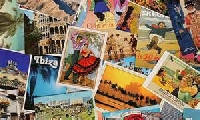 Anything Goes Postcard Swap