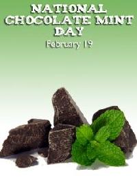 Chocolate Mint Swap