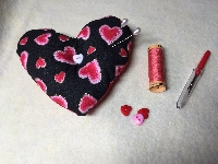 FF: Simple Handmade Pincushion USA