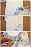 Mini Handmade Art Journal R21