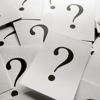 Email swap : Life's 25 Toughest Questions