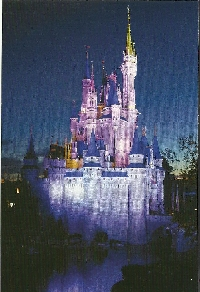 Disney Postcard Swap - International