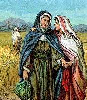 Women of the Bible: The Book of Ruth