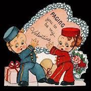 :) ~ Profile picture- Vintage Valentine