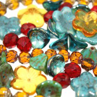 Year of Beads #3 - Shades of Blue - US Only