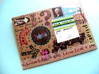 WIYM: One Stamp Happy Mail! USA #2